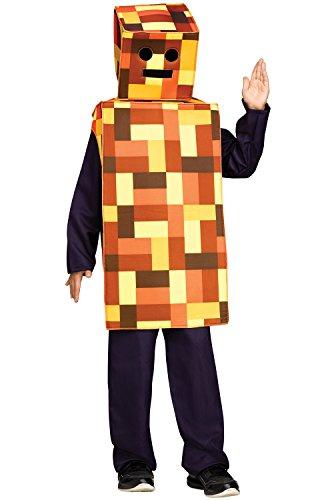 [Robot Monster Child Costume (Large, Orange)] (Boy Robot Costume)
