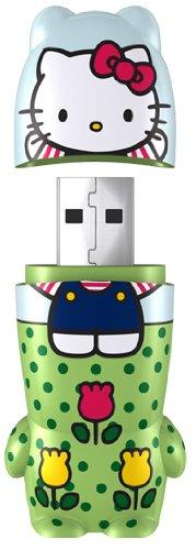 16GB Hello Kitty Fun in Fields MIMOBOT USB Flash Drive