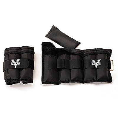 Valeo Adjustable Ankle/Wrist Weights from Valeo Inc