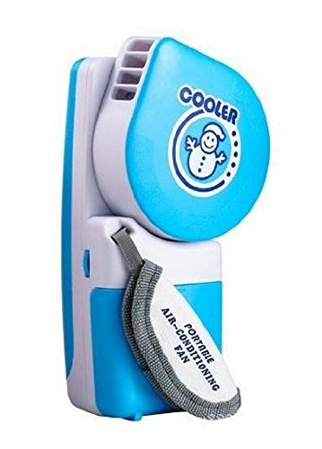 Portable Battery Operated Air Conditioner - 6
