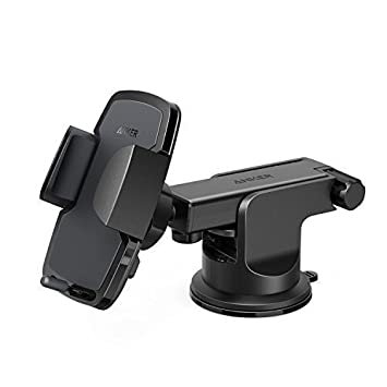 Anker Dashboard And Windshield Car Mount 360 Degree Amazon De