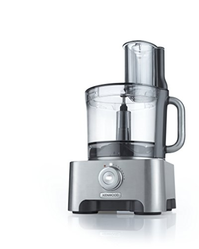 Kenwood FPM910 Multipro Excel 16 Cup Food Processor, Stainless Steel