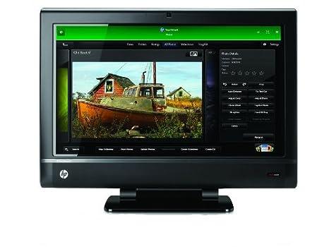 HP TouchSmart 610-1120es - Ordenador de sobremesa All in One (58,42