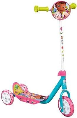 Patinete para niños patinete triciclo infantil Doc Mac ...