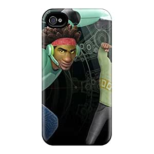 Scratch Resistant Cell-phone Hard Covers For Iphone 4/4s (Zut4532VIjF) Customized Stylish Big Hero 6 Pictures