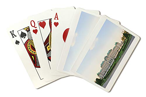Vienna, Austria - Upper Belvedere Palace - Photography A-93843 (Playing Card Deck - 52 Card Poker Size with Jokers)