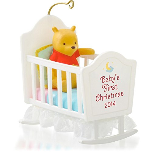 Baby 39 s first christmas tree decorations for 2014 for Baby s first christmas decoration