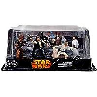 Juego de colección Disney Star Wars Figurine (paquete de 6)