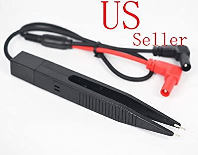 FYL SMD Testing Tweezers Probe Leads For Multimeter Tester - SMD Probe