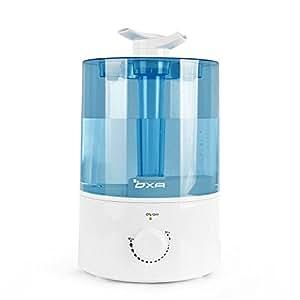 Amazon Com Oxa Whisper Quiet Humidifier 4l Large Capacity