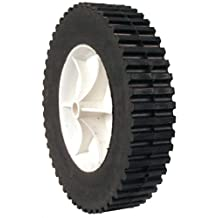 Maxpower Precision Parts 8in. x 1.75in. Plastic Wheel 335085 - Pack of 5