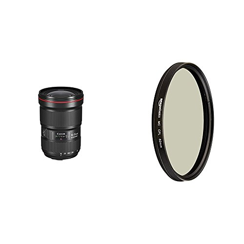 Canon EF 16–35mm f/2.8L III USM Lens with Circular Polarizer Lens