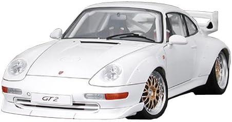 [해외]Tamiya 2424247 모델 자동차 포르쉐 GT2 1:24 비율. / Tamiya 24247 Model Car Porsche GT2 at 1:24 Scale