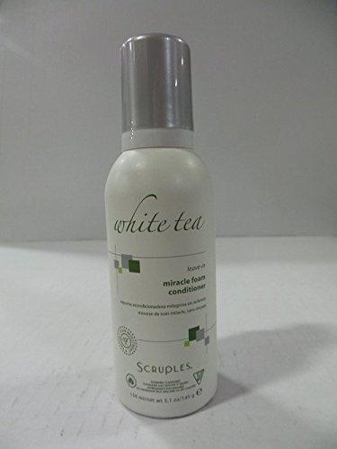 Scruples White Tea Leave-in Miracle Foam 5.1 oz