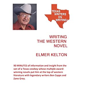 Writing the Western Novel Speech