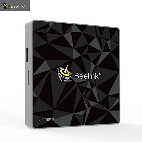 Beelink GT1 Ultimate Android 7.1 TV Box DDR4 3GB / 32GB 1000Mbps LAN Dual Wifi 2.4G+5.8G Bluetooth 4.0 Smart TV BOX