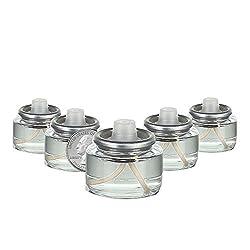 8 Hour Tea Light Fuel Cell Oil Candle Cartridge Di