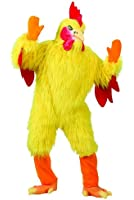 FunWorld Funny Chicken Suit Costume
