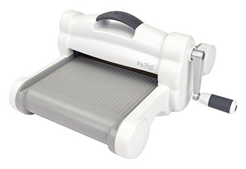 Sizzix 660020 Machine Big Shot Plus manuelle à découper et gaufrer