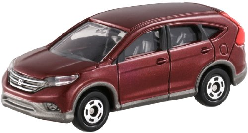 118 Scale Diecast Model - Tomica No.118 Honda CR-V (Special Color Edition)