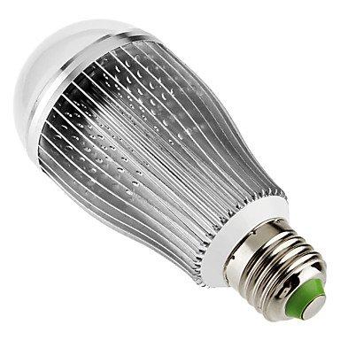 Globo A E26/E27 9 W 9 LED de Alta Potencia 570 LM 3000K K Blanco C¨¢lido AC 85-265 V - - Amazon.com