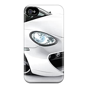 Top Quality Cases Covers For Iphone 4/4s Cases With Nice Porsche Cayman Techart Appearance