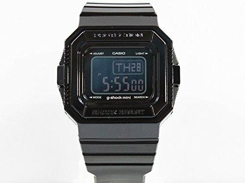 [해외]CASIO (카시오) G 쇼크 미니 시계 디지털 메이커 보증서 (BLACK) / Casio (Casio) G Shock mini Watch digital maker with warranty letter (BLACK)
