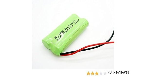 Bateria Recargable para Telefono Inalambrico Ni: Amazon.es: Electrónica