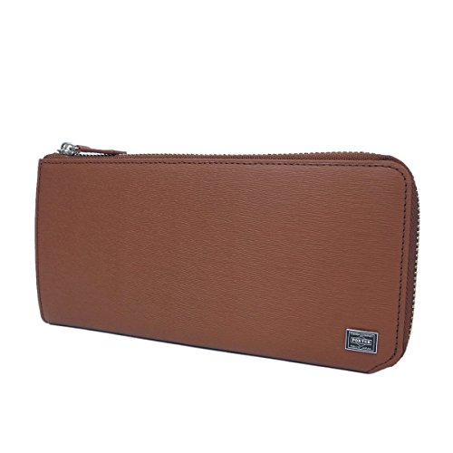 Yoshida Bag Porter CURRENT Round Wallet Brown 052-02210 by Yoshida Bag