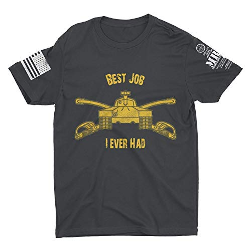 Best Job I Ever Had US Armor Graphic T-Shirt