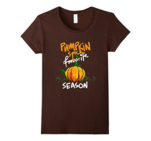 Womens Halloween Costume Pumpkin Spice Is My Favorite Season Shirt Small (Scary Spice Costumes)