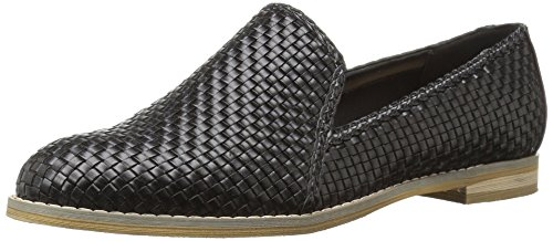 Indigo Rd. Women's Harley Loafer Flat, Black, 7 M - Loafers Indigo