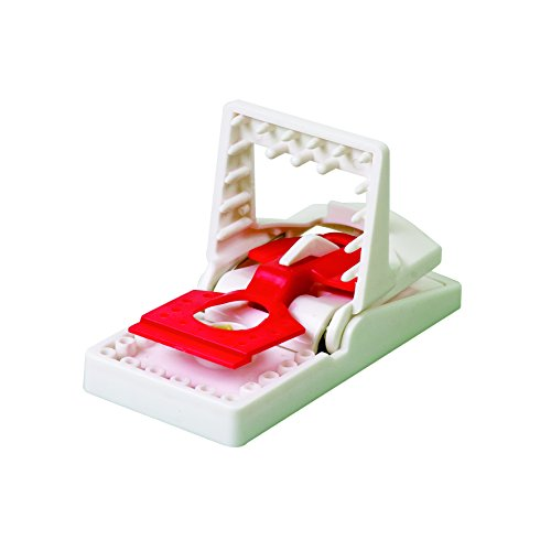 The Big Cheese Ultra Power Mouse Traps (Baited, Easy to Set, Kills Mice,...