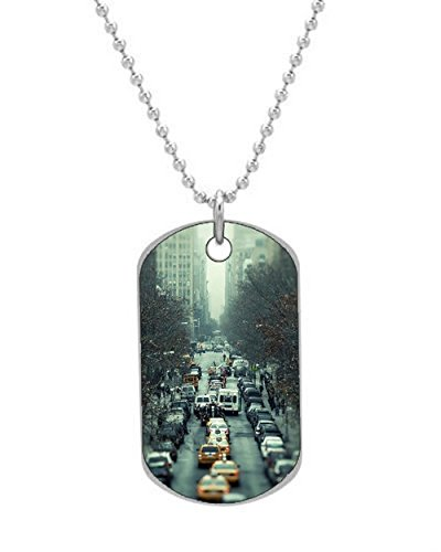 Rayures Lignes Dog Tag Collier Chien Tag Surface Texture Trousseau Id Vertical Color23