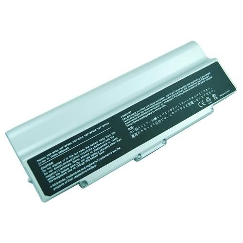 Click to buy Sony VAIO VGN FS840/W 8800mAh/98Wh 12 Cell Li-ion 11.1V Silver Compatible Battery - From only $40.83