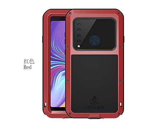 pretty nice 31143 ee975 Amazon.com: Love MEI Galaxy A9 Case,Galaxy A9s Metal Case,Waterproof ...
