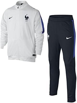 Nike FFF REV KNT Tracksuit Survêtement de la Gamme de la Fédération française de Football pour Homme