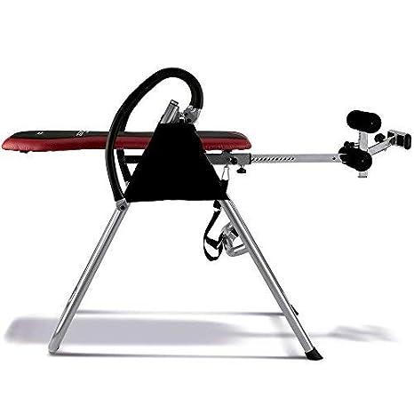 BH Fitness Gravitix Inversor, Adultos Unisex, Negro Rojo, Unico: Amazon.es: Deportes y aire libre