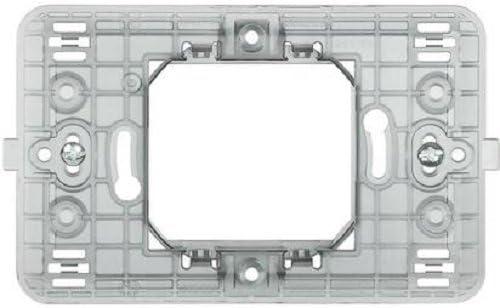 BTICINO MATIX 503S//2A supporto 2 posti  moduli centrali