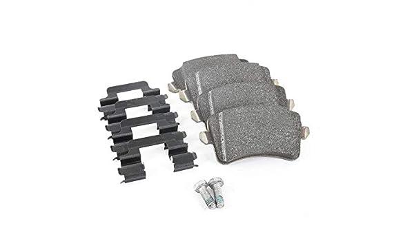 Semi Metallic Brake Pad Kit Set Front /& Rear for Audi A4 A5 Q5 Allroad New