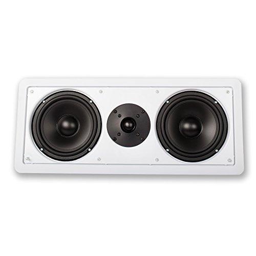 Acoustic Audio Cc6 In Wall 6 5 Quot Center Channel Speaker In