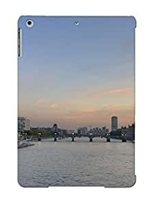 For Ipad Case, High Quality Cityscapes Skylines For Ipad Air Cover Cases / Nice Case For Lovers