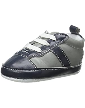 Suede Athletic Sneaker Sneaker (Infant)