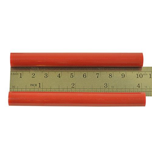 Red Colored Glue Sticks 7/16'' X 4'' 5 lbs by GlueSticksDirect.com (Image #5)