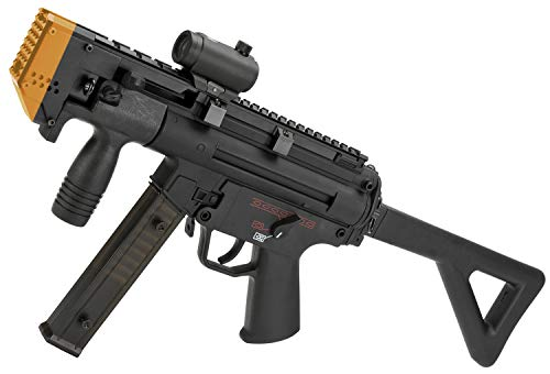 - Evike 6mmProShop Custom Airsoft AEG Sub-Machine Gun (Model: Swordfish-K PDW)