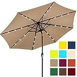 Best Choice Products LED Umbrella