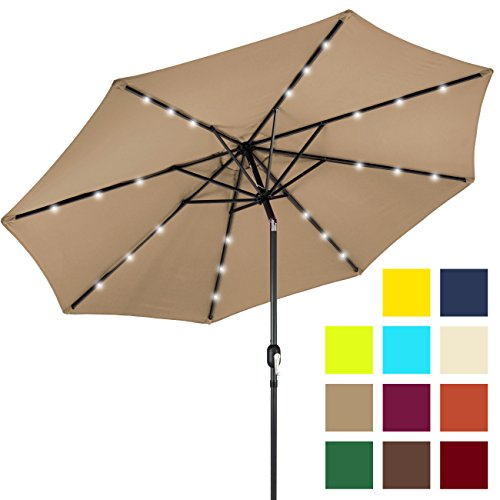Best Choice Products Umbrella Adjustment product image