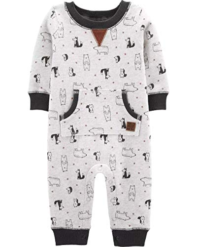 Carter's Baby Boys' One Piece Jumpsuit