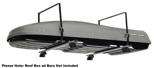 Mont Blanc Roof Box Strap Lift Storage System 729231-1