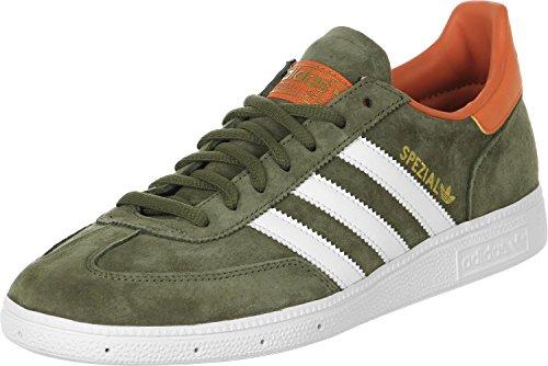 adidas Originals SPEZIAL - Zapatillas de Deporte, Hombre Grün (Olive/Orange)